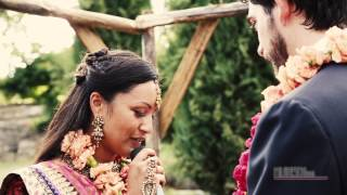 Patrick & Siddhi -  Indian Wedding Trailer in Tuscany