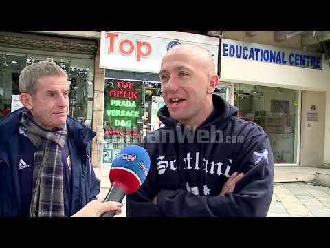 Skocezët në Tiranë: Për sa jemi tapë, s'na intereson rezultati