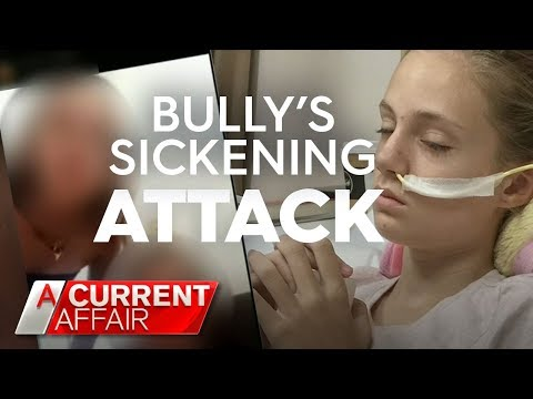 Cruel school attack goes viral | A Current Affair