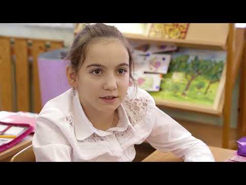 """""""Урок доброты"""" - социальный ролик об инклюзивном образовании для детей с ограниченными возможностями"""
