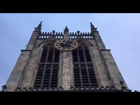 Harry Potter theme Holy Trinity Church Hull