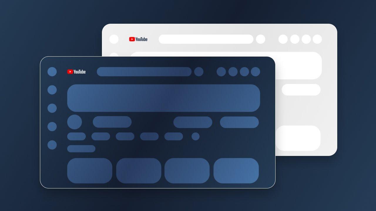 Youtube Clone  HTML CSS Speed Code