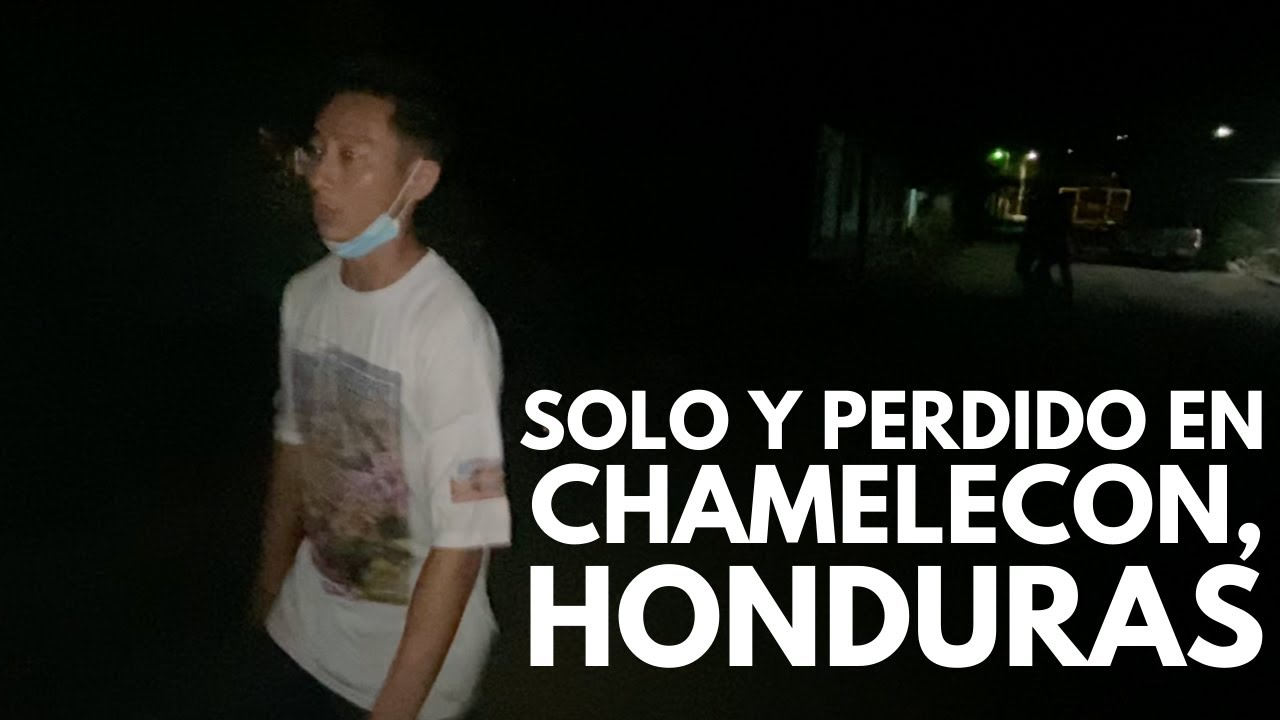 Download Solo and lost at night in feared neighborhood of Honduras | Spending the night in Chamelecon, S.P.S.