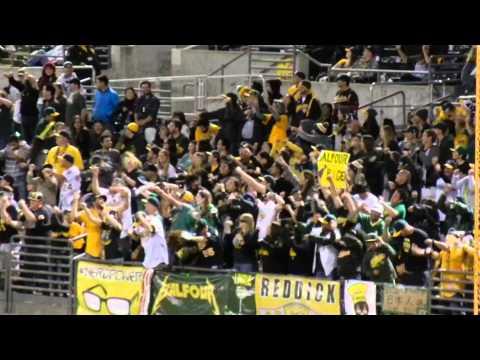Oakland A's Grant Balfour Metallica Intro