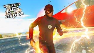 GTA 5 PC - The Flash Stops Prison Break ! Criminals V ! (Ultimate Flash Mod Gameplay)