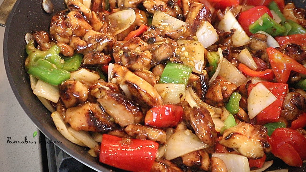 Download How to make the best Chicken and vegetable stir fry