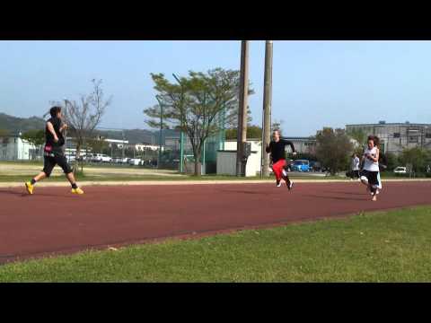 VAC第一回50m競争