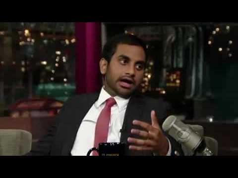Aziz Ansari discusses his night with Kanye West