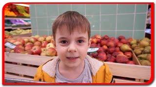 Bogdan la cumparaturi! Mama a ametit cand a vazut ce a cumparat Bogdan`s Show