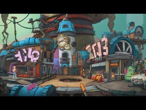 Deponia Doomsday #25 - Ungh der Kerl aus Fire - Let´s Play (HD) (deutsch)