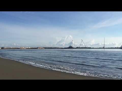 APM terminal Moin , Avance de la construcción del nuevo puerto en Limón Costa Rica