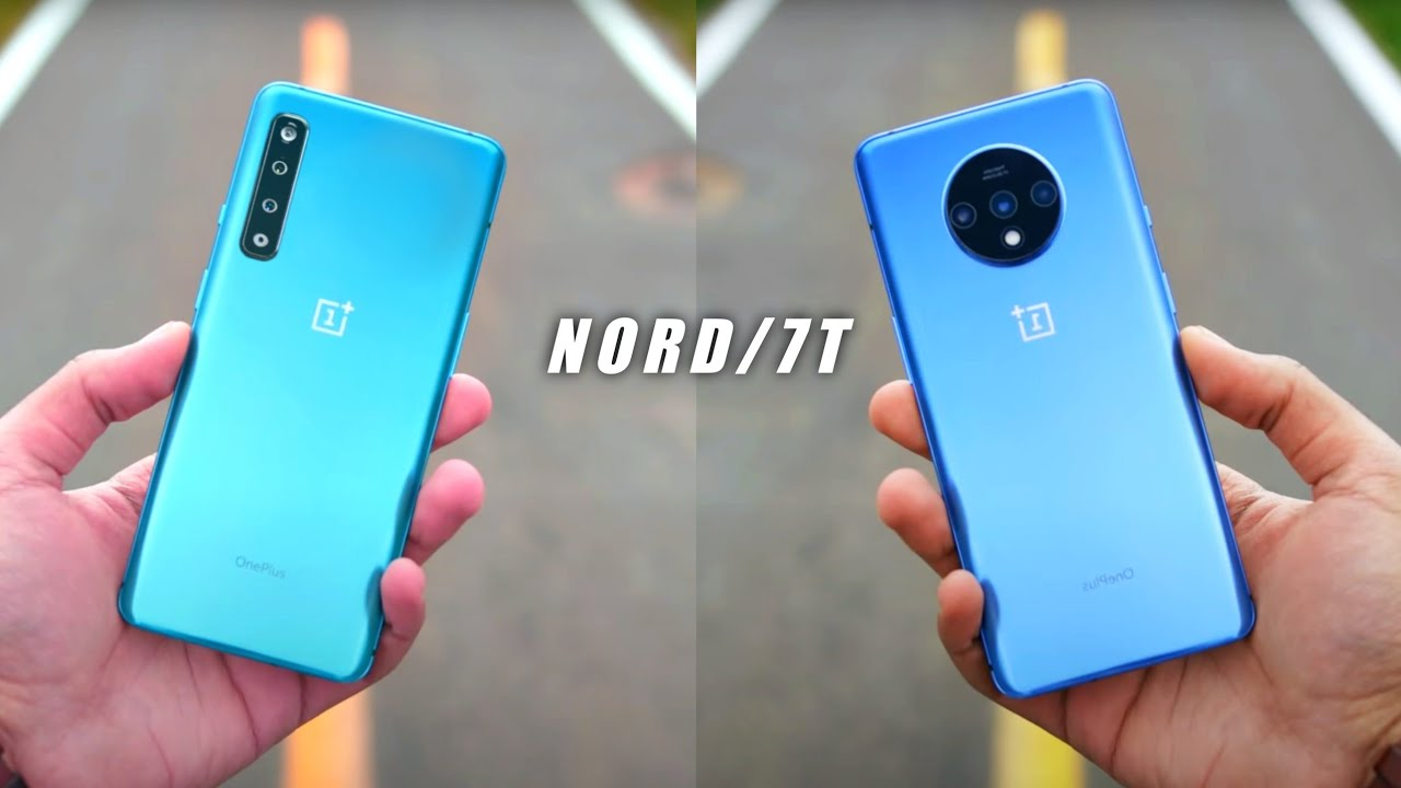 Oneplus 7T or Oneplus NORD   Which One Should You BUY***