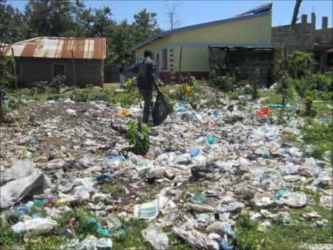 Plastic Waste in Kenya: The Cost of Garbage (by Sarah Hazard, GWU MPH Candidate)