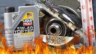Liqui Moly 4100 top tec 5W40 Jak skutecznie olej chroni silnik? 2kg