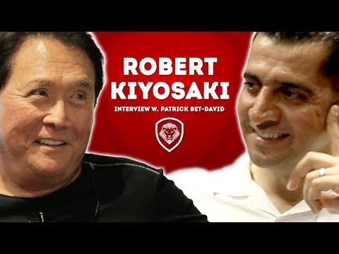 Robert Kiyosaki Interview with Patrick Bet-David
