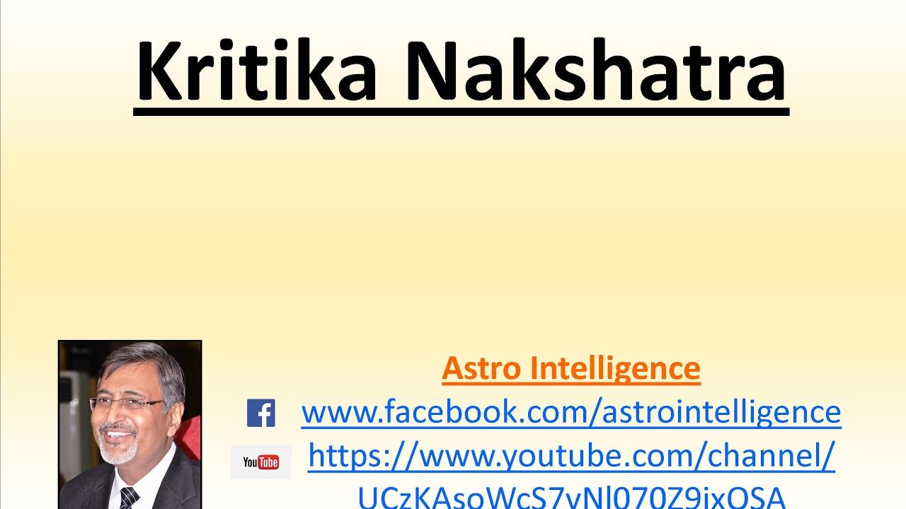 3 - Kritika Nakshatra