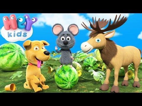 HeyKids – En la Baha  Canciones Infantiles – HeyKids Espaol – Cantece pentru copii in limba spaniola