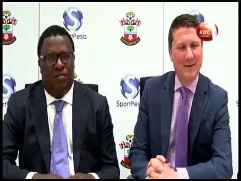 Former Victor Wanyama club Southampton lands three year partnership deal with SportPesa