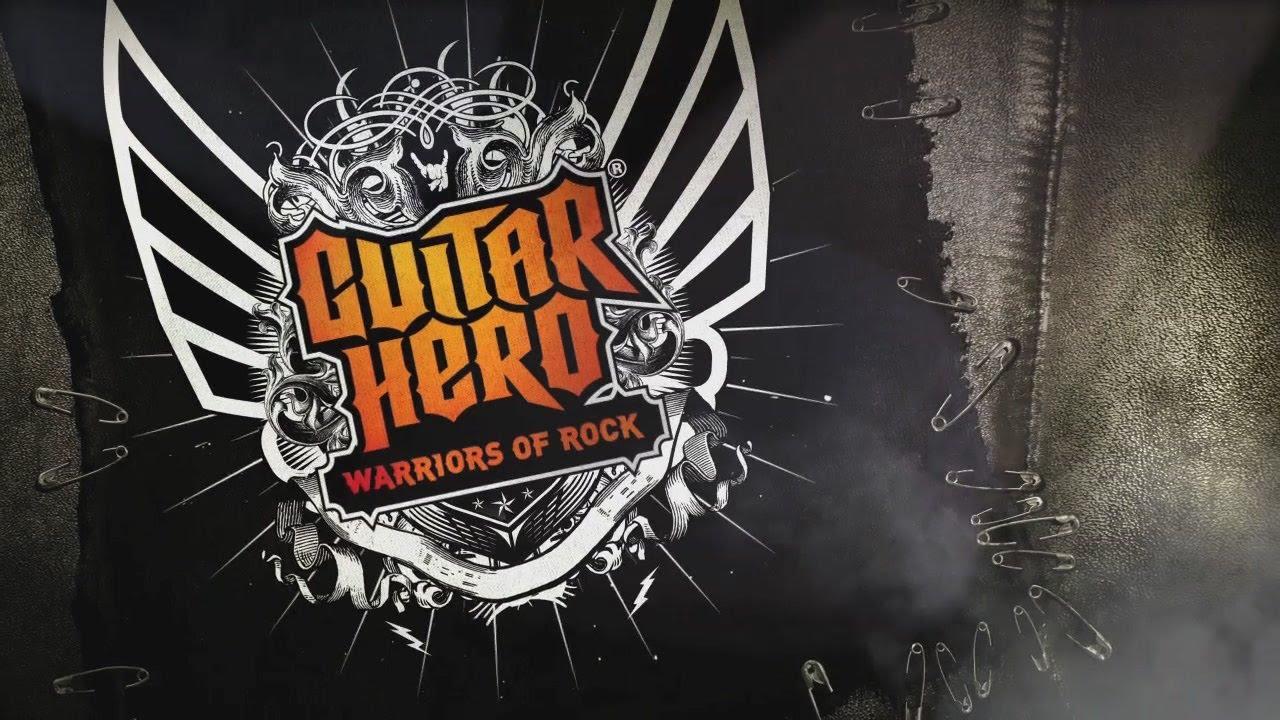 Resultado de imagem para Guitar Hero: Warriors of Rock