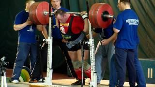 Маланичев   присед 480 кг не засчитан