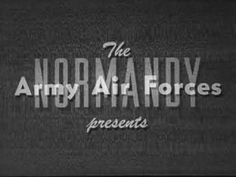 Normandy: The Airborne Invasion of Fortress Europe (1947), Full Documentary Movie