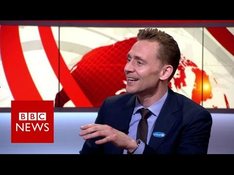 Would Tom Hiddleston take on new Night Manager and Bond roles? BBC News
