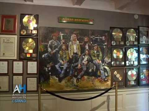 C-SPAN Cities Tour- Macon: Macon's Music History- Southern Rock