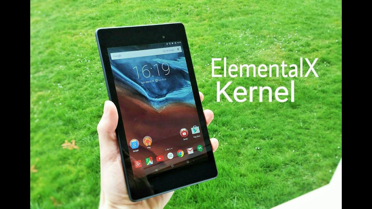 Elementalx Kernel