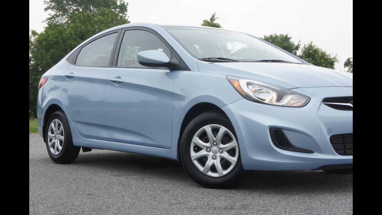 2012 Hyundai Accent For Sale GDI Motor Power Locks & Windows Salvage
