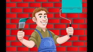 VLOG/ Ремонт и стройка везде.. Vlore , Albania . Афина . Греция . Irina Alem.