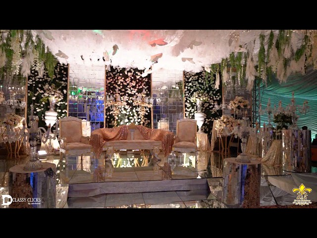 Beautiful Outdoor wedding decorations | Farmhouse wedding specialist | Pakistani wedding videos| a2z