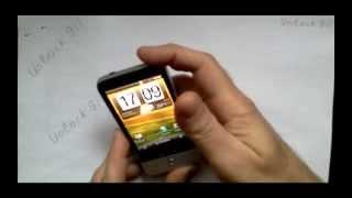 HTC Legend A6365 - Разлочка от оператора, Unlock911(Если ваш телефон заблокирован под оператора и работает только с одной сим-картой или не работает с сим-карт..., 2014-03-16T19:37:07.000Z)