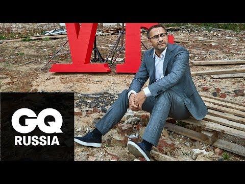 Режиссер года GQ 2017: Андрей Звягинцев строит свою «Нелюбовь»