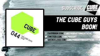THE CUBE GUYS - Boom! [Official]