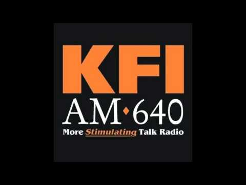 KFI AM 640 Los Angeles Station Identification