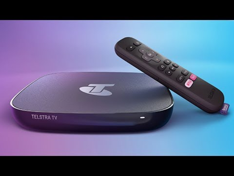 Telstra launches 4K HDR 10-capable Telstra TV 2 in Sydney, 23 October 2017