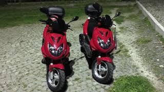 RMG Moto Gusto 50cc tanıtım videosu !
