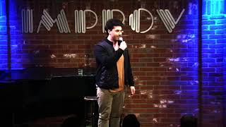 Comic Adam Ray - hilarious crowd work at Hwood Improv!