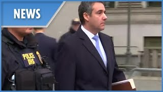 Ex-Trump lawyer Cohen sentenced to three years in prison