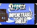 Forts Multiplayer 3v3 Gameplay Radiation Shield, Impenetrable Defense