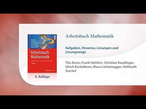 Aufgaben Und Losungen Zur Hoheren Mathematik 1 Youtube
