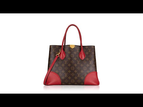 Louis Vuitton Monogram Flandrin Cherry