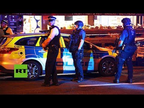 Atropello de peatones en Finsbury Park, Londres