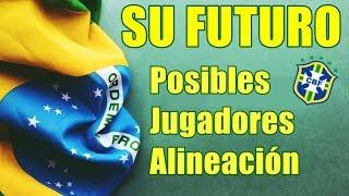 La tremenda BRASIL del futuro para el Mundial 2022 y la Copa América: Análisis de promesas