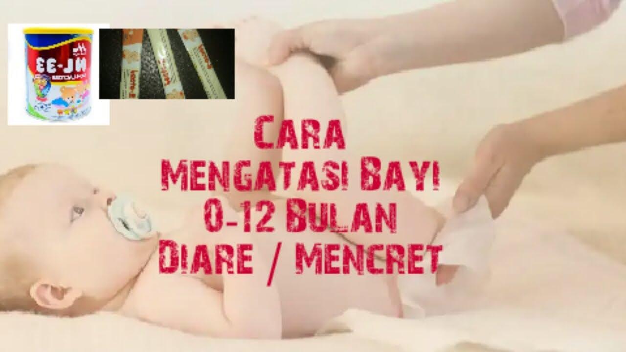 cara mengatasi bayi 0 12 bulan diare