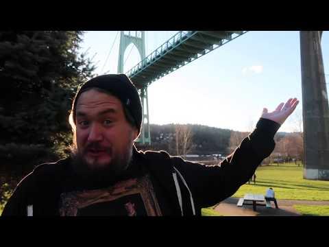 St Johns Bridge & Cathedral Park | Best Views in Portland, Oregon