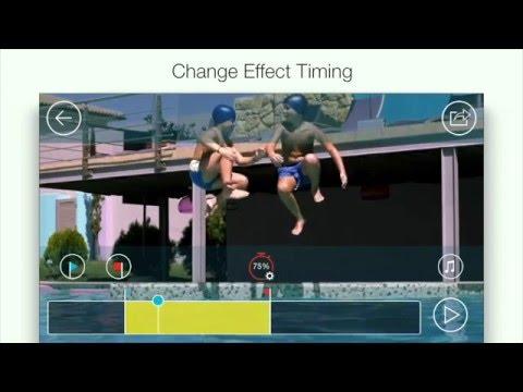 Slow Motion Camera App
