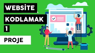 Website Kodlamak 1 HTML & CSS Dersleri