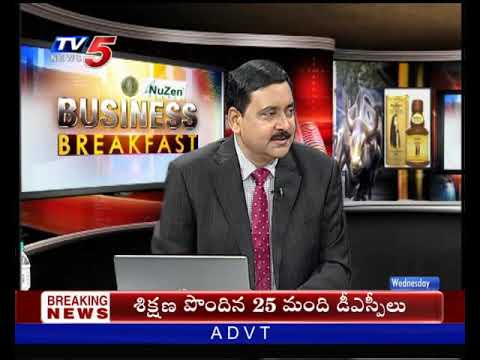 16th October 2019 TV5 News Business Breakfast