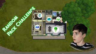 Sims 4 Random Pack Challenge w/ Jack
